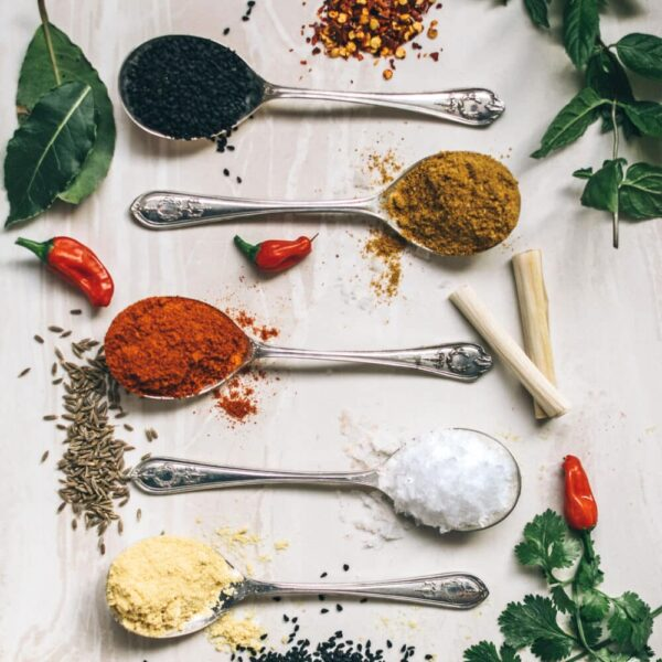 Organic Spices by the OC
